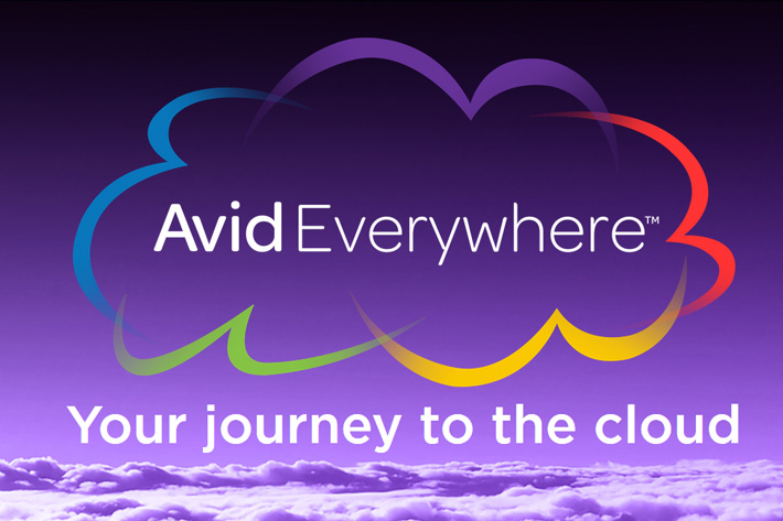 Avid Everywhere reaches the Cloud