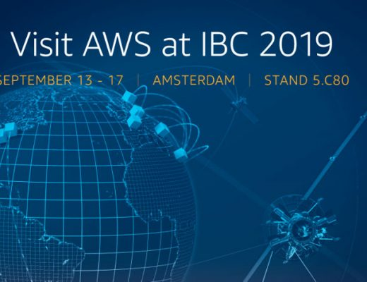IBC 2019: AWS to showcase end-to-end cloud workflows for content creation