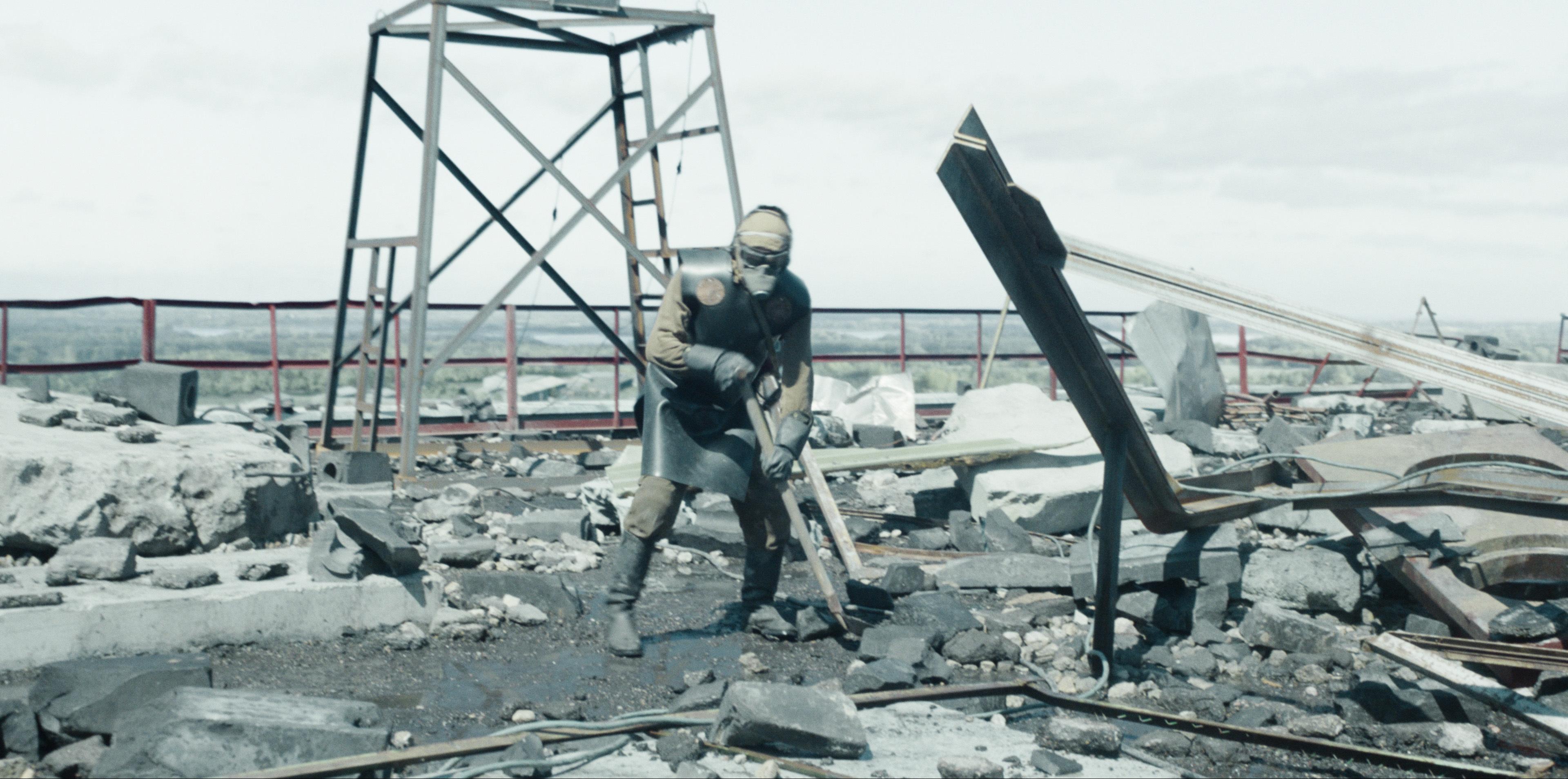 "ART OF THE CUT with ""Chernobyl"" editor, Simon Smith 37"