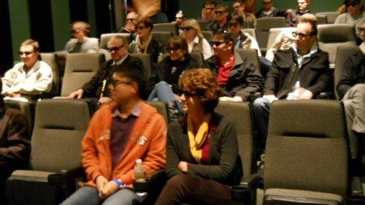 Createasphere's 3D Road Show Leaps into Austin 2