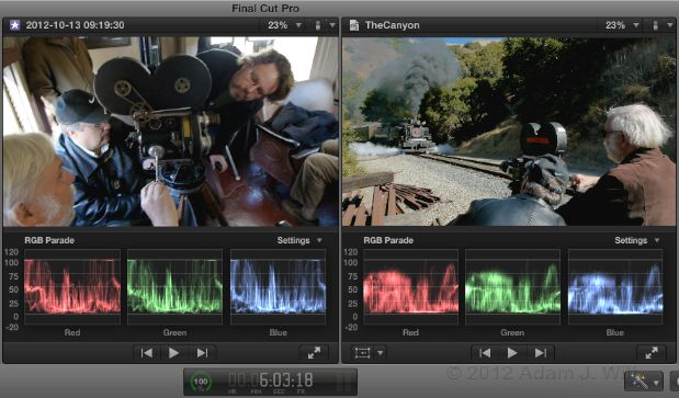 Quick Test: FCPX 10.0.6 17