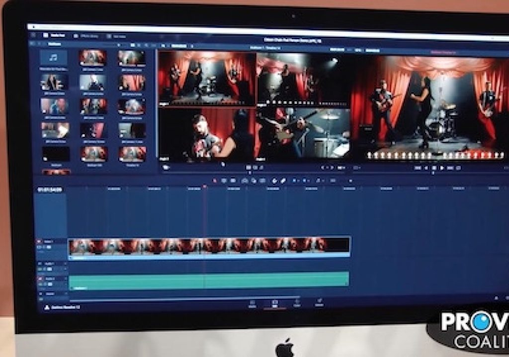 PVC at NAB 2015: DaVinci Resolve 12 1