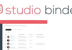 Studio Binder – Call Sheets Simplified