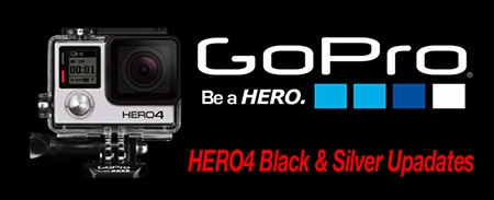 Firmware Upgrade for the GoPro HERO4 Announced (and Reviewed!) 4