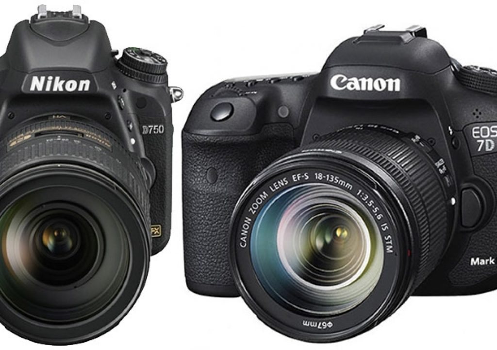Canon EOS 7D MK II and Nikon D750: The Need for Speed 79
