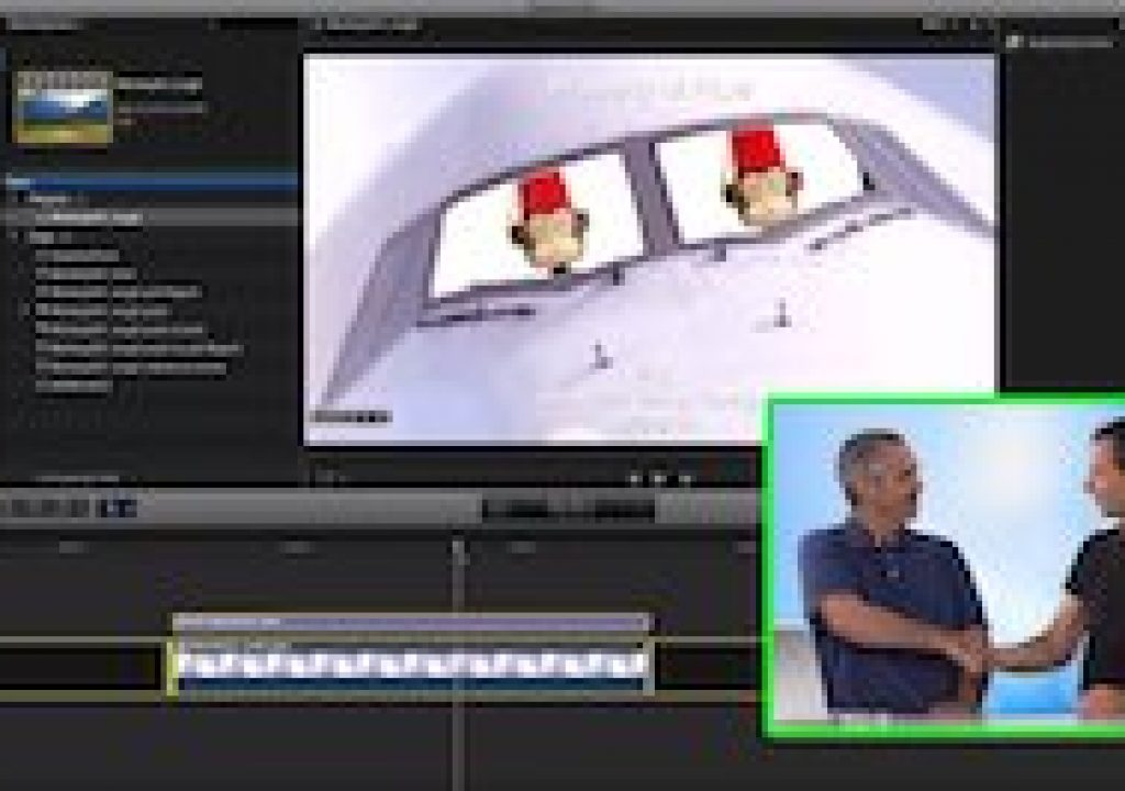 Visual Effects Workflow with Final Cut Pro X 1