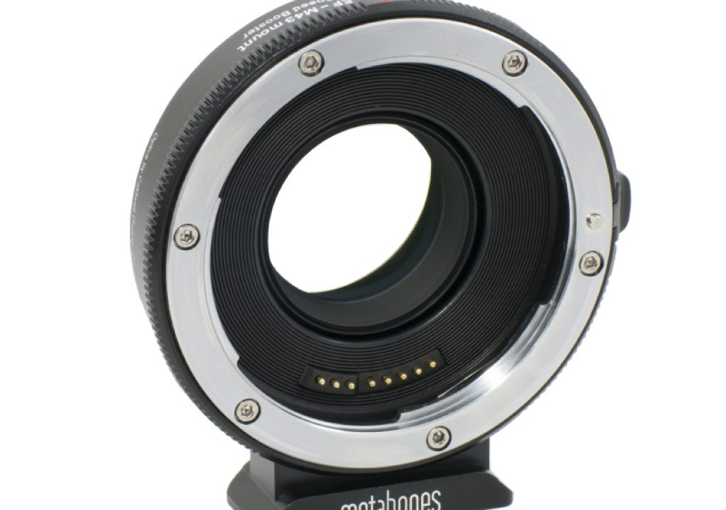 Metabones Announces Canon EF to Micro Four Thirds Adapter 1