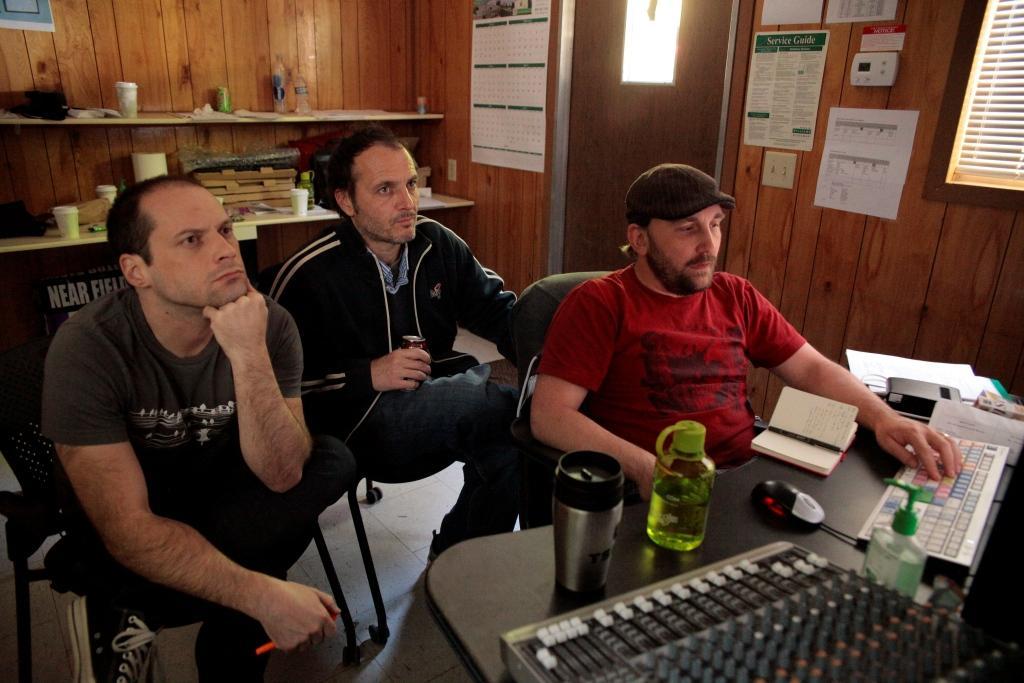 2013 Sundance Institute Directors Lab:  June 15, 2013 – June 26, 2013 7