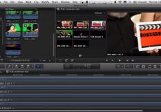 Multi-cam Editing in Final Cut Pro X: Sync