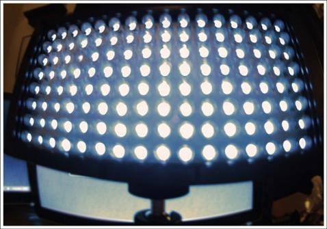 Unboxing:  FloLight MicroBeam 128 1