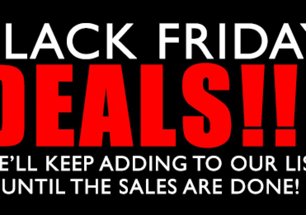 All the 2013 Black Friday Deals in one place 1