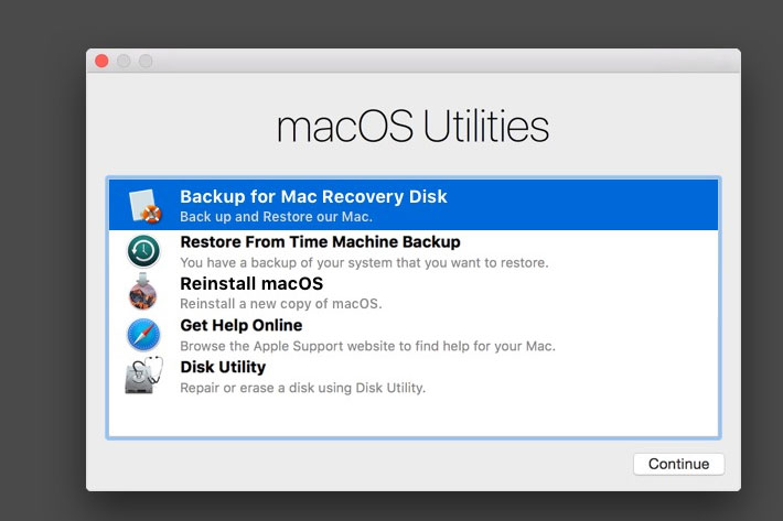 Paragon Backup and Recovery for Mac is FREE