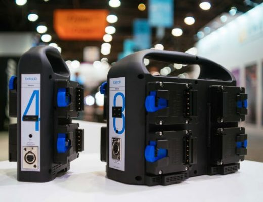 New bebob battery solutions: discover them at Cine Gear Expo 2019