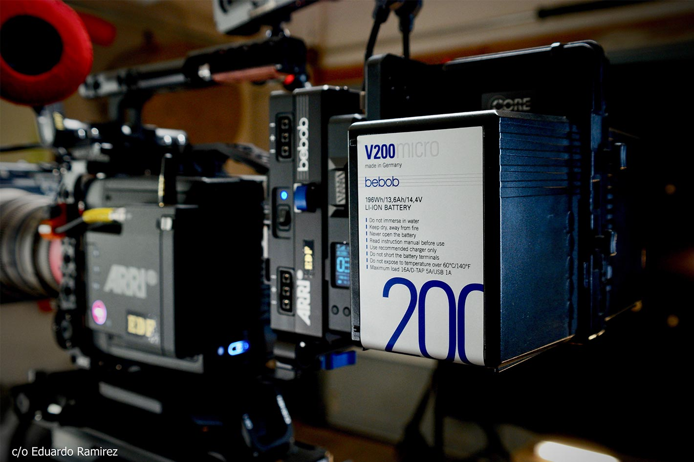 Micro monsters: new 200 Wh battery packs from bebob by Jose Antunes - ProVideo Coalition