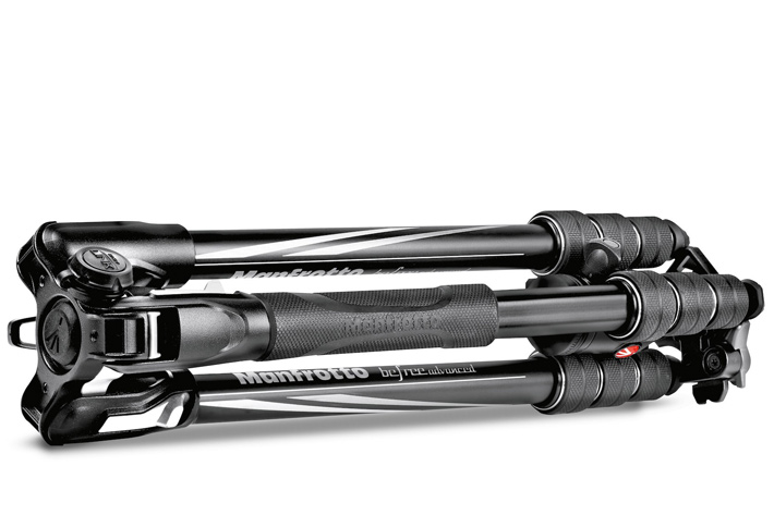 Manfrotto's new Befree Advanced tripods