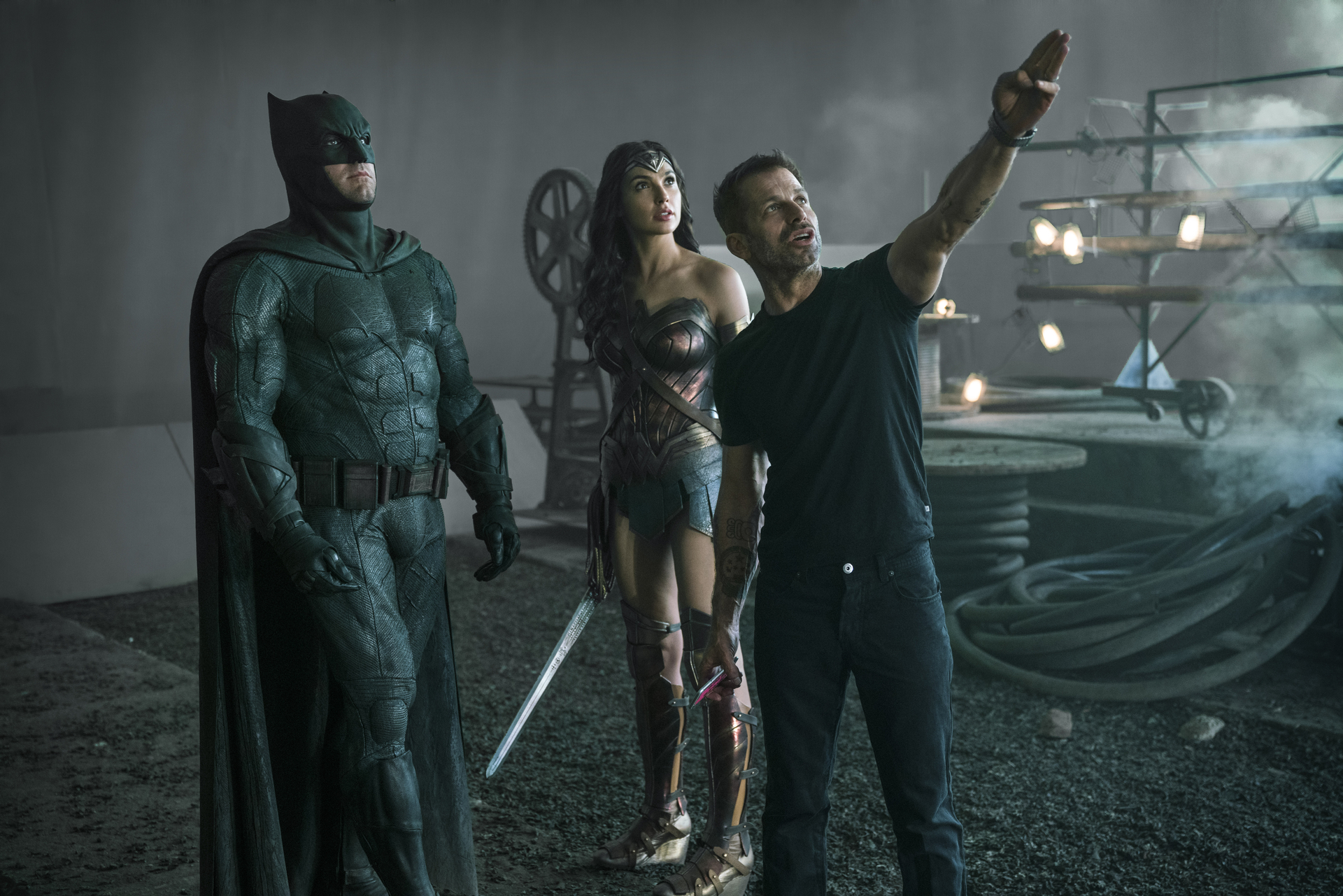 "ART OF THE CUT with the editors of Zack Snyder's ""Justice League"" 13"