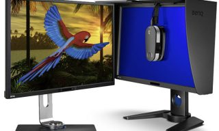 New BenQ monitors for video post-production