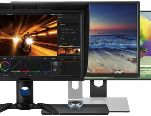 NAB Show: new monitors from BenQ