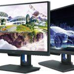 BenQ debuts professional line of monitors factory-calibrated