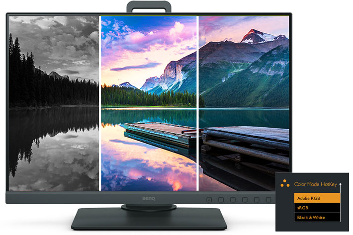 BenQ SW240: a 24 inch 16:10 monitor for photographers