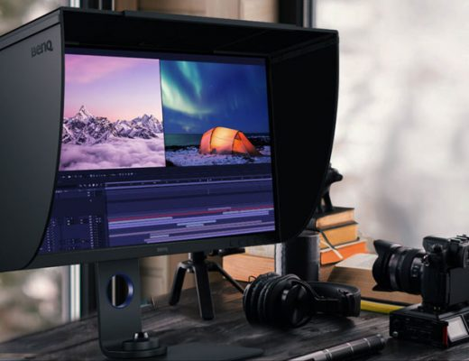 BenQ SW270C: photographer's monitor receives Pantone validation