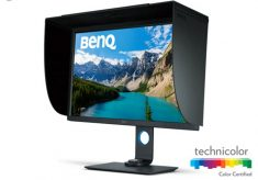 BenQ SW320: new monitor gets Technicolor certification