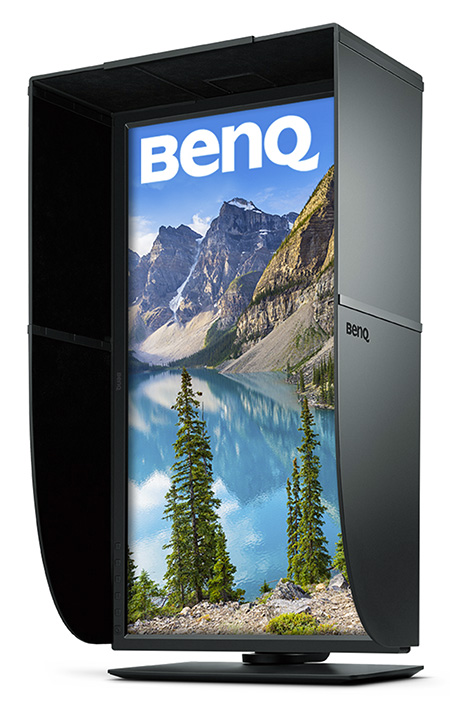 BenQ SW320: new monitor gets Technicolor certification