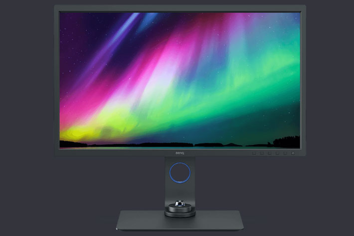 BenQ SW321C: a new monitor for professional image editing
