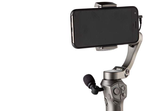 New Benro 3XS or 3XS Lite SmartMic Kits for smartphone users