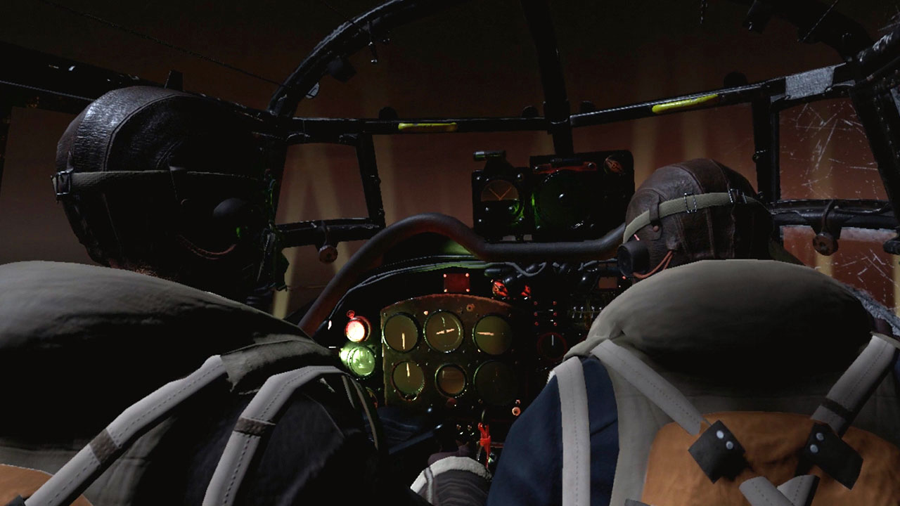 1943 Berlin Blitz: relive an allied bombing raid in VR