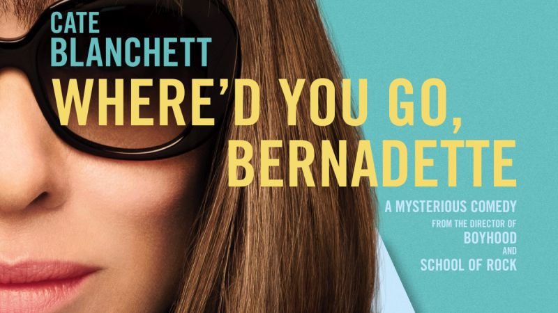 Where'd you go, Bernadette editor Sandra Adair