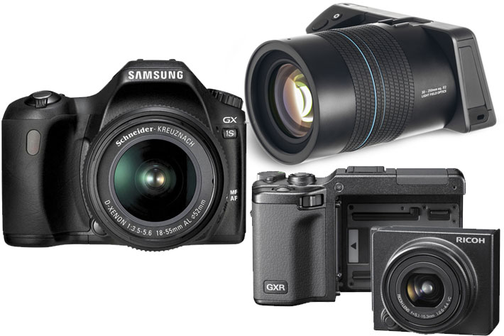 nest real DSLRS for video 2016