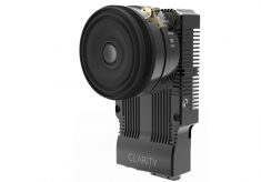 Clarity 800, the world's first miniature HFR camera for live production
