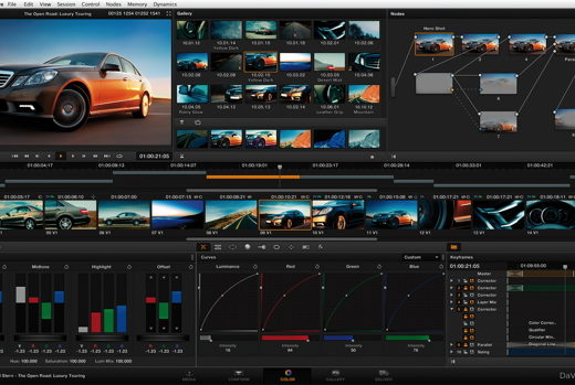 How the Blackmagic Cinema Camera will indirectly take sales from AJA, Matrox, and MOTU 4