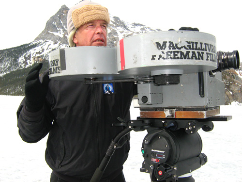 OConnor Supports To The Arctic 3D for MacGillivray Freeman Films 1
