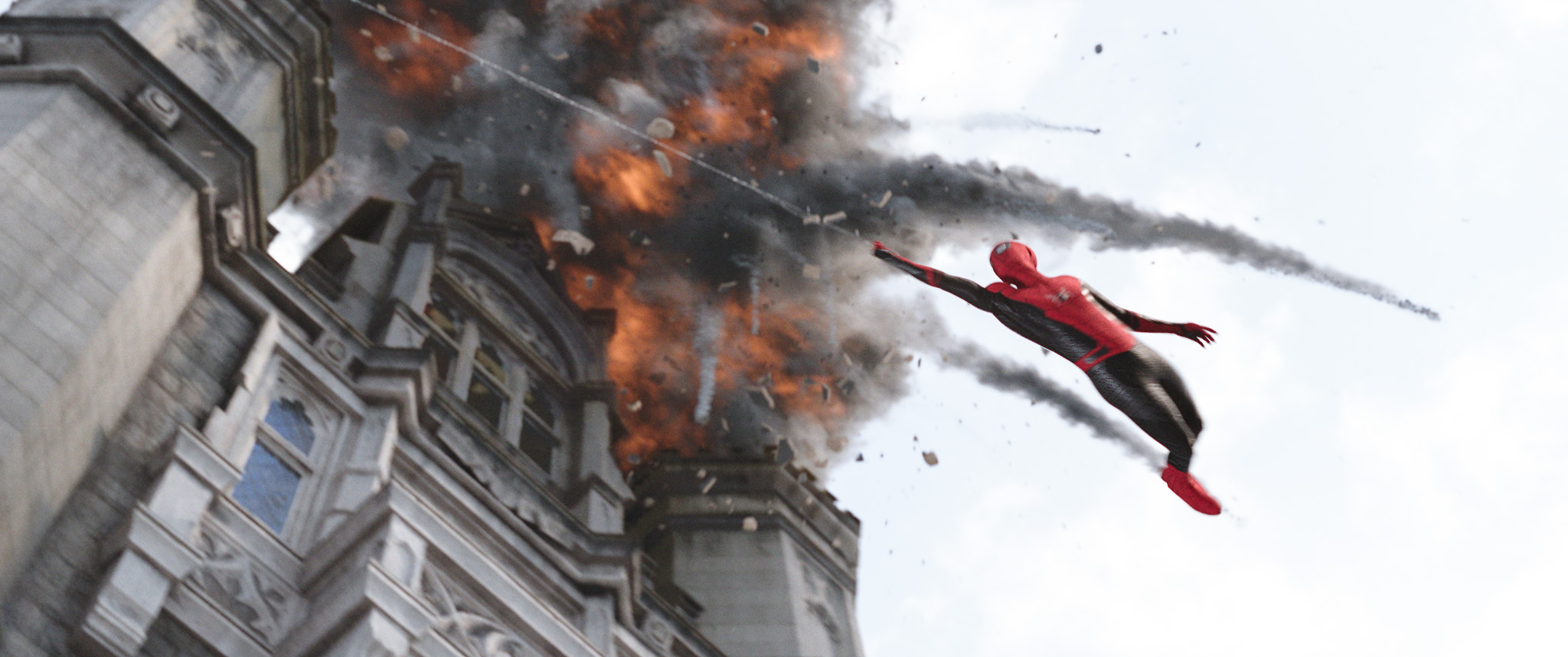 "ART OF THE CUT with the editors of ""Spider-Man: Far from Home"" 5"