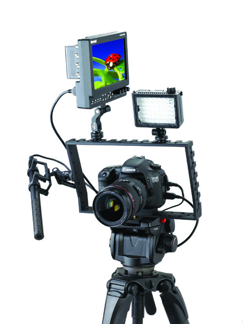 K-Tek Introduces Norbert™ Camera Accessory Mounting System 1