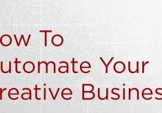 Automating Your Creative Business
