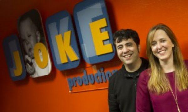 Joke Productions shoots, edits, and delivers new Oxygen series