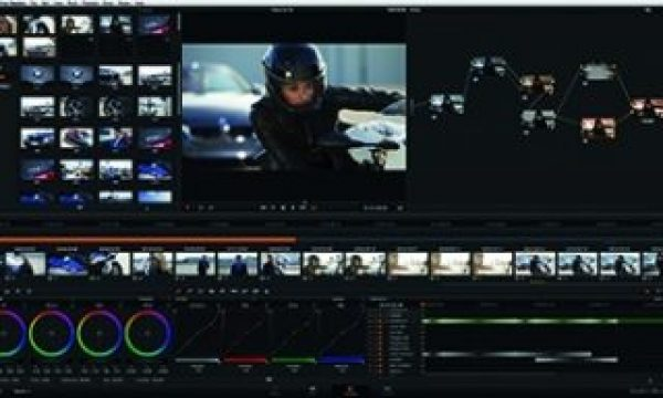 Blackmagic Design Releases DaVinci Resolve 11.2