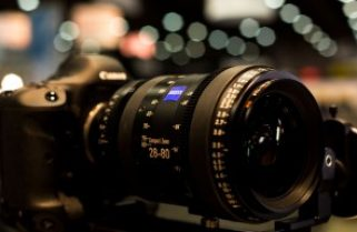 HDSLRShooter at NAB 2013: Carl Zeiss Compact Zoom 28-80