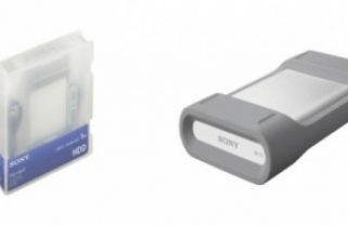 Sony Introduces Portable Storage Drives for Professional Use