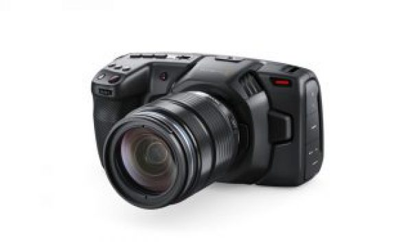 Blackmagic RAW Added to Blackmagic Pocket Cinema Camera 4K