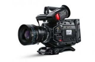 First Footage from Blackmagic URSA Mini Pro 4.6K G2