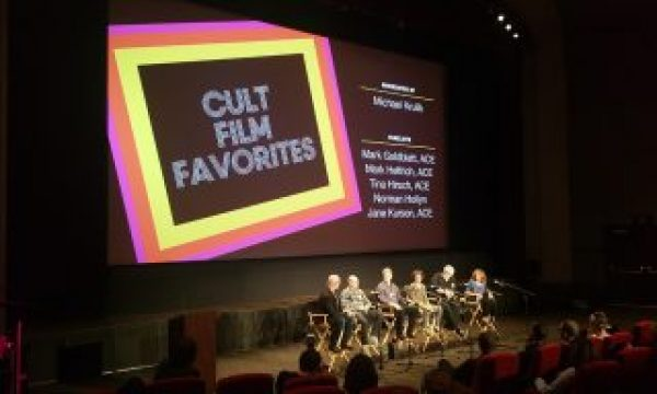 EditFest 2016: Cult Film Favorites with the American Cinema Editors