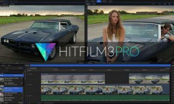 HitFilm 3 Pro for free if you own HitFilm Plug-ins