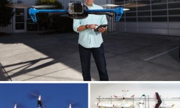 3D Robotics – The Future of Autonomous Aerial Imaging