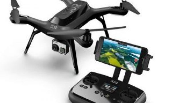 3DR Announces the Solo at NAB Show 2015