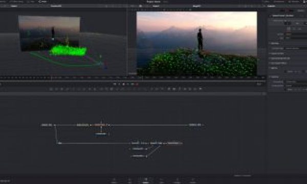 "New ""Fusion in Resolve"" 20 minute quickstart"