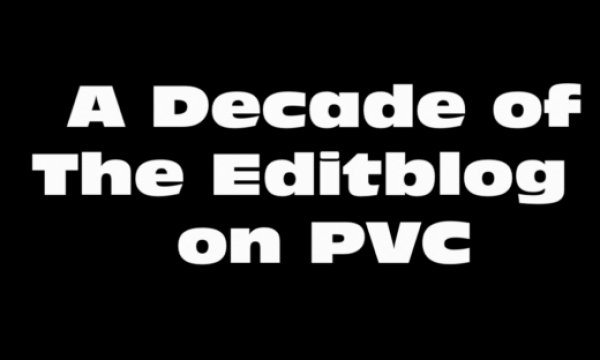 A decade in review at the Editblog